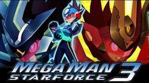 Mega Man Star Force 3 OST - T34 Theme Of Rogue