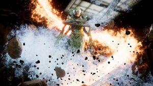 Mortal kombat 11 Cetrion