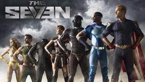 Seven amazon