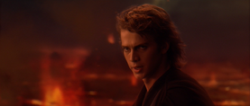 Anakin delusional