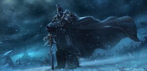 Arthas menethil the lich king by chaoyuanxu-d4fvima