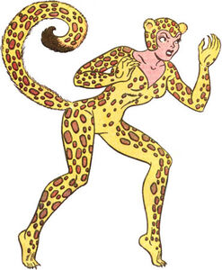 Cheetah (Priscilla Rich)