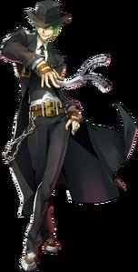 Hazama (Centralfiction, Character Select Artwork, 2)
