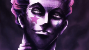 Hisoka's darker side