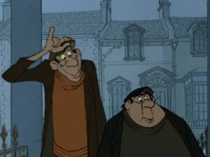 Jasper and Horace