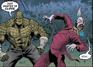 Killer Croc Prime Earth 0052