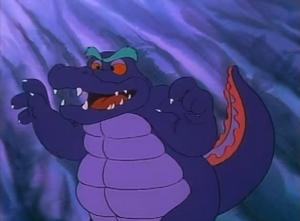 No Heart Alligator
