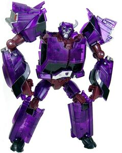 Purple Terrorcon Cliffjumper