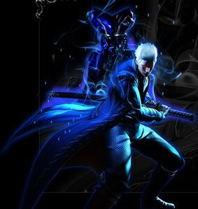 Vergil Super Vergil (Model) DMC4SE