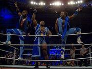 WWE's The New Day Jan 2015