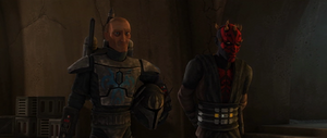 Darth Maul acquires