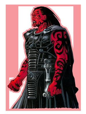 Darth Stryfe Villains Wiki Fandom Powered By Wikia