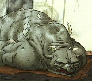 Dead Gozerian Terror Bear