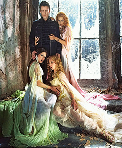 Dracula with Brides