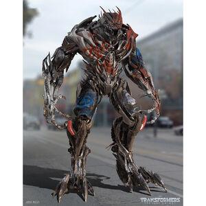 Dreadbot Concept Art