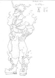 Endeavor Sketch