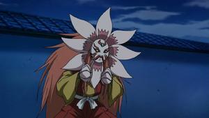 Kabukimon is mad