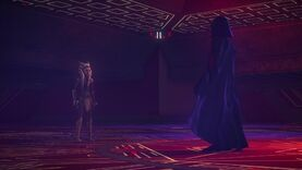 Vader stand-off
