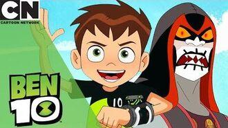Ben 10 Best Hex Battles Cartoon Network