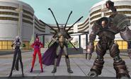 City of- Red Widow's return