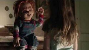 """Curse Of Chucky """"Hide the soul"""" Scene"""