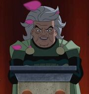 Granny Goodness Gods and Monsters