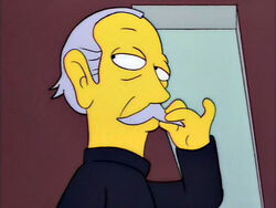 Molloy the Simpsons