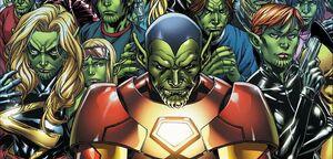 Skrulls avengers