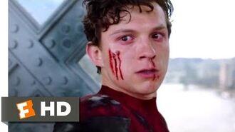 Spider-Man Far From Home (2019) - Spider-Man vs. Mysterio Scene (9 10) Movieclips