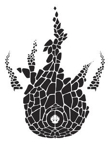Symbol Bohrok-Kal Tahnok-Kal