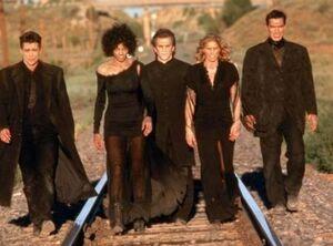 Vampire Masters