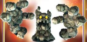 Rock armor