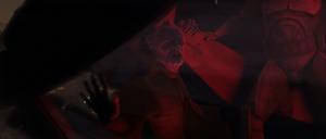 Chancellor Palpatine dangles