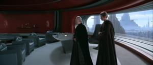 Chancellor Palpatine guidance