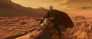 Count Dooku speed