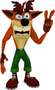 Fake Crash Crash Nitro Kart