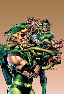 Green Lantern Vol 4 8 Textless Variant