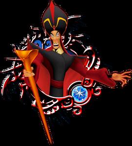 Jafar 7★ KHUX