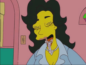 Julia simpsons