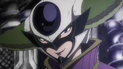 Kyouka asks of Grimorie's demands