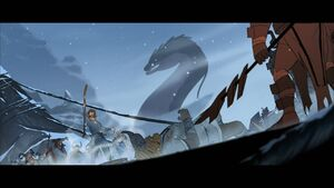 Serpent Banner Saga 1