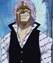 Spandam Anime Pre Timeskip Infobox