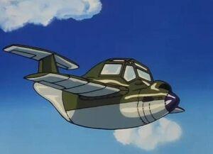 The Pilaf Plane