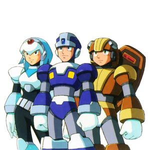 The Reploids