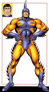Tiger Shark (Marvel) 0003