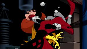 BatgirlVSHarley1