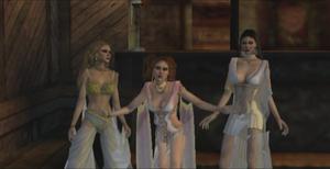 Brides of Dracula mods