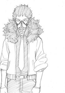 Chisaki sketch