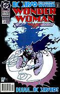 Eclipso possessed Wonder Woman