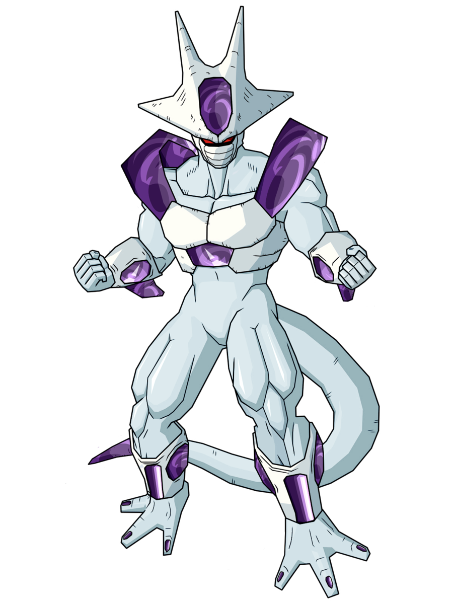 Image - Frieza 5th Form.png   Villains Wiki   FANDOM powered by Wikia